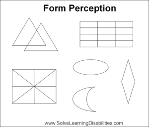 Form Perception Test