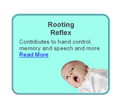 Retained Rooting Reflex