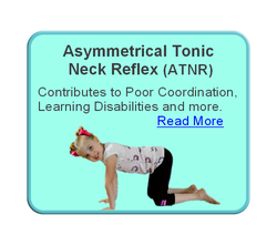 Asymmetrical Tonic Neck Reflex