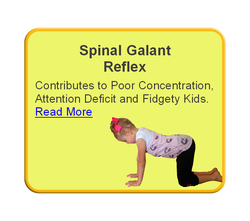 Retained Spinal Galant Reflex