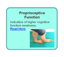 Balance and Proprioception