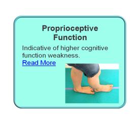 Balance and Proprioception