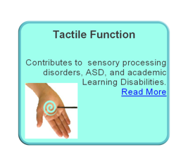 Tactile Function Weakness