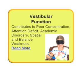 Vestibular Exercises