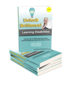 Unlock Brilliance Book of Primitive Reflexes and Cognitive Exercises