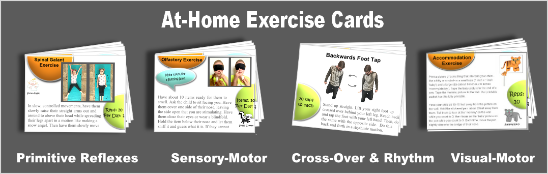 Primitive Reflex Exercises